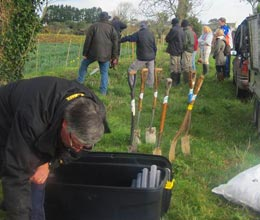 Hedge Planting Campaign
